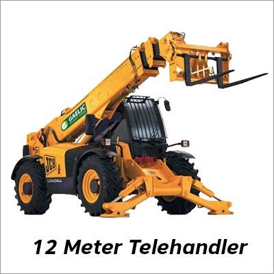 12 Meter Telehandler
