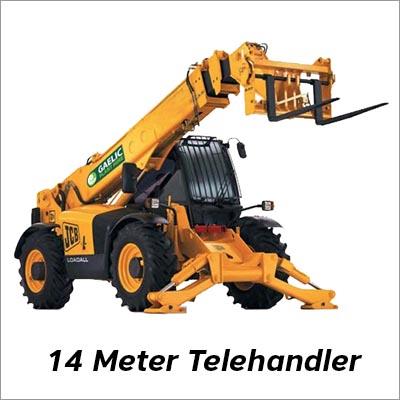 14 Meter Telehandler