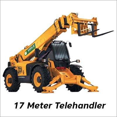 17 Meter Telehandler