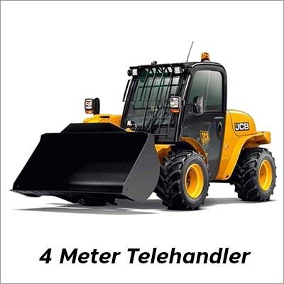 4 Meter Telehandler