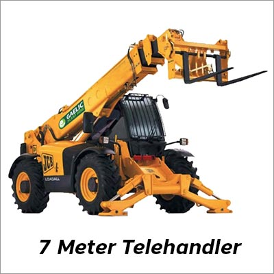 7 Meter Telehandler