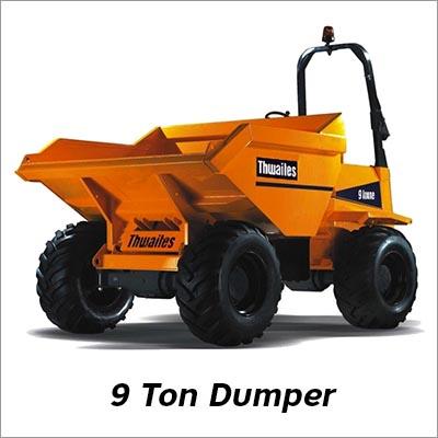 9 Ton Dumper