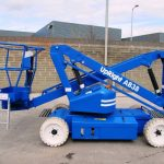 AB38 - Articulated Boom