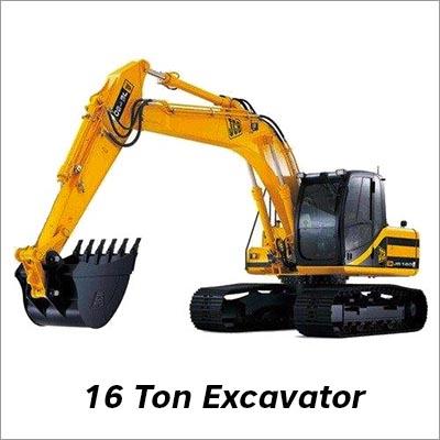 16 Ton Excavator
