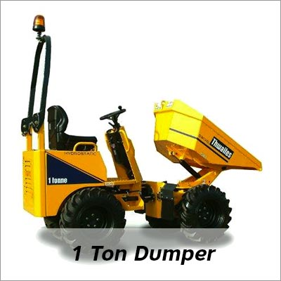 1 Ton Dumper