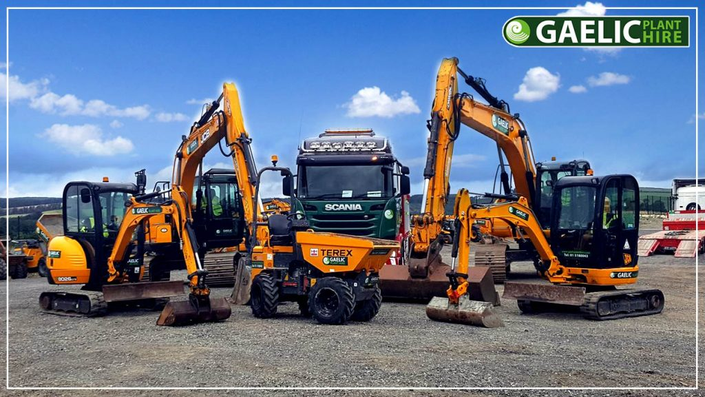 About Gaelic Plant Hire